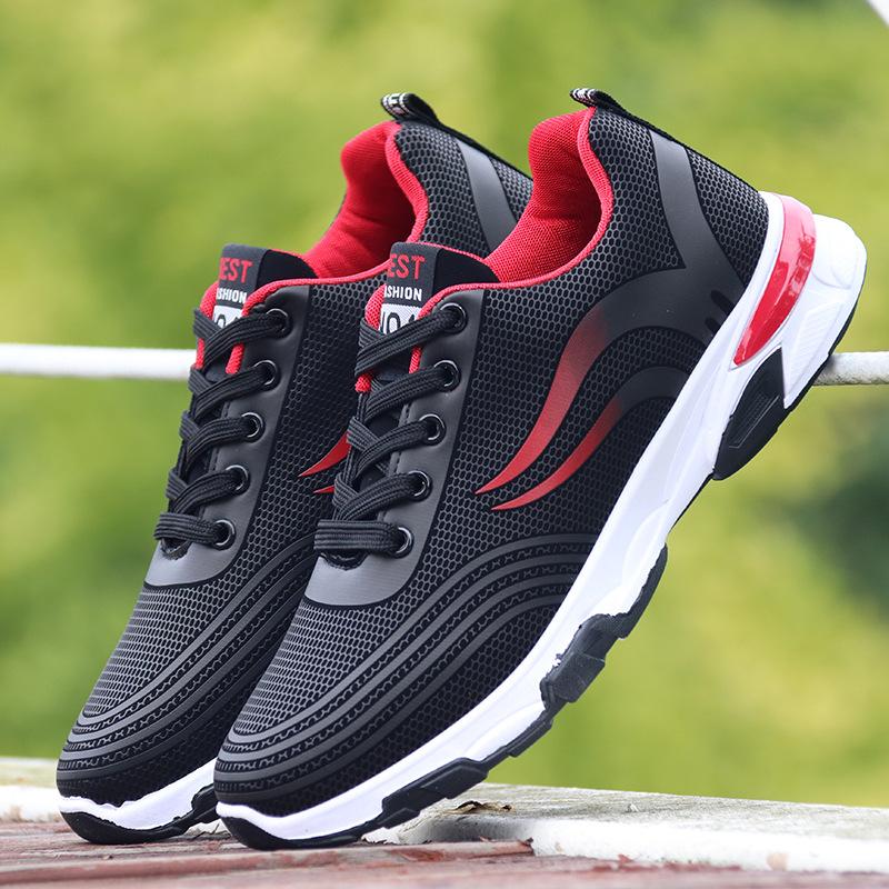 Giày thể thao vải nam, đế cao su nguyên chất, thiết kế mới nhất – G137